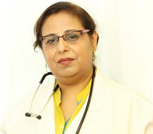 Dr. Meenu Walia - Top Oncologist In India